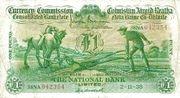 1 Pound / Punt (National Bank) – obverse