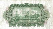 1 Pound / Punt (Royal Bank of Ireland) – reverse