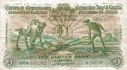 1 Pound (Ulster Bank) – obverse
