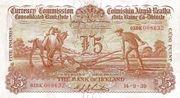 5 Pounds / Puint (Bank of Ireland) – obverse