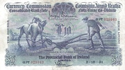10 Pounds / bPuint (Provincial Bank of Ireland) – obverse