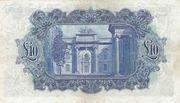 10 Pounds / bPuint (Provincial Bank of Ireland) – reverse