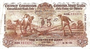 5 Pounds / Puint (Northern Bank) – obverse