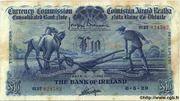 10 Pounds / bPuint (Bank of Ireland) – obverse