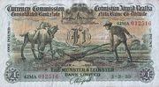 1 Pound / Punt (Munster & Leinster Bank) – obverse