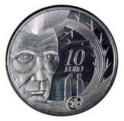 10 Euro (Samuel Beckett) – reverse