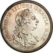 6 Shillings - George III – obverse