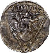 1 Penny - Edward I (Dublin mint) -  obverse