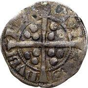 1 Penny - Edward I (Dublin mint) -  reverse