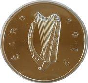 10 Euro (James Joyce) – obverse