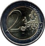 2 Euro (Easter Rising) -  reverse