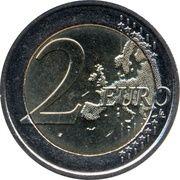 2 Euro (30 Years of EU Flag) – reverse