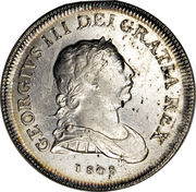 30 Pence - George III (Bank of Ireland - Token Coinage) – obverse