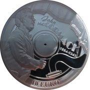 10 Euro (John McCormack) – reverse