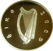15 Euro (GAA Anniversary) – obverse