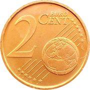 2 Euro Cent – reverse