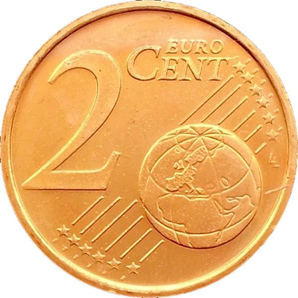 2 Euro Cent Ireland Numista