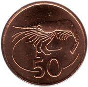 50 Aurar – reverse