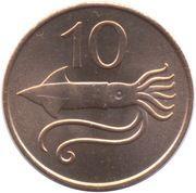 10 Aurar -  reverse