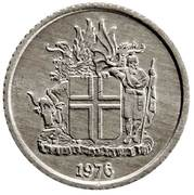 1 Króna -  obverse