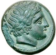 Bronze Æ17 – obverse