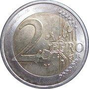 2 Euro (Torino Olympics) -  reverse