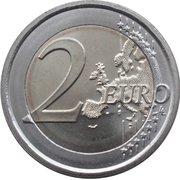 2 Euro (Giovanni Pascoli) -  reverse