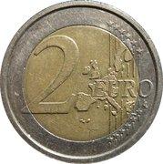 2 Euro (European Constitution) -  reverse