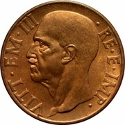 10 Centesimi - Vittorio Emanuele III -  obverse