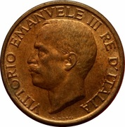 10 Centesimi - Vittorio Emanuele III – obverse