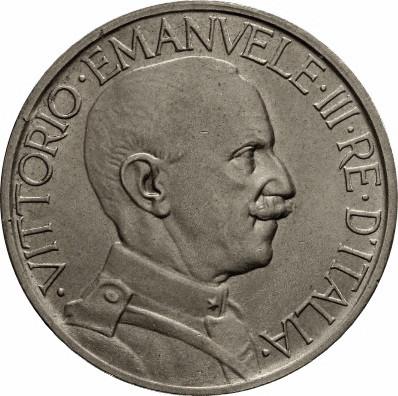 28667f9cc7 2 Lire - Vittorio Emanuele III (Buono) - Italy – Numista