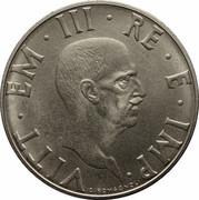 2 Lire - Vittorio Emanuele III (non-magnetic) -  obverse
