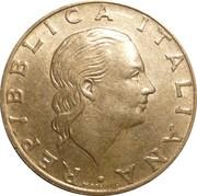 200 Lire (Philatelic Exhibition) -  obverse