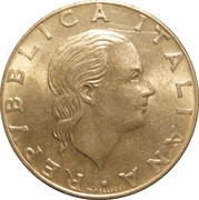 200 Lire (100th Anniversary of State Council) -  obverse