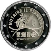 2 Euro (Expo Milano 2015) -  obverse