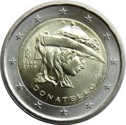 2 Euro (Donatello) -  obverse