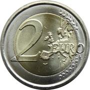 2 Euro (Donatello) -  reverse