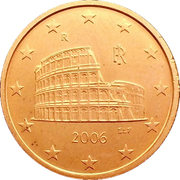 5 Euro Cent -  obverse