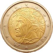 2 Euro (1st map) -  obverse