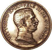 2 Lire - Vittorio Emanuele III -  obverse