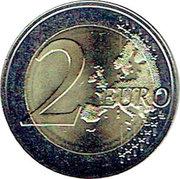 2 Euro (St. Mark's Basilica) -  reverse