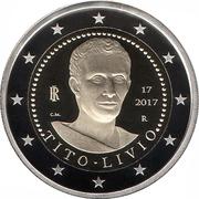 2 Euro (Titus Livius) -  obverse