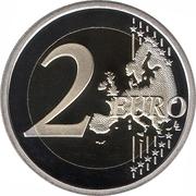 2 Euro (Titus Livius) -  reverse
