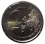 2 Euro (Giovanni Boccaccio) -  reverse