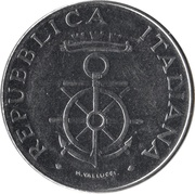 100 Lire (Livorno Naval Academy) -  obverse