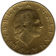 200 Lire (Taranto Naval Yards) -  obverse