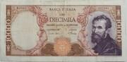 10000 Lire (Michelangelo) – obverse