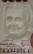 1000 Lire (Montessori) -  obverse