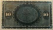 10 Lire – reverse