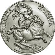 10 000 Lire (Messina Conference) – obverse